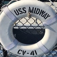 Das Foto wurde bei USS Midway Flight Deck von Raymond G. am 4/27/2018 aufgenommen