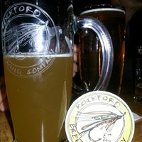 2/20/2013にNancy P.がRockford Brewing Companyで撮った写真