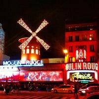 Das Foto wurde bei Moulin Rouge von Jaime G. am 3/27/2013 aufgenommen