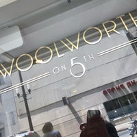Woolworths On 5th - Historic Site in Nashville