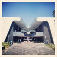 Foto tomada en Cineteca Nacional por Massiel S. el 2/12/2013