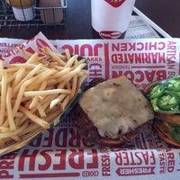 Photo taken at Smashburger by Jorge M. on 2/12/2014