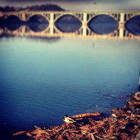 Foto tomada en Georgetown Waterfront Park por Oliver G. el 1/29/2013