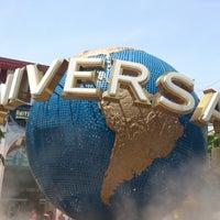 6/15/2013 tarihinde Max C.ziyaretçi tarafından Universal Studios Singapore'de çekilen fotoğraf
