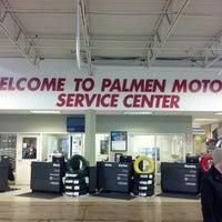 Photo taken at Palmen Motors by Darth S. on 2/7/2013 ...