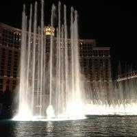 Foto tomada en Bellagio Hotel & Casino por Alexandra S. el 5/14/2013