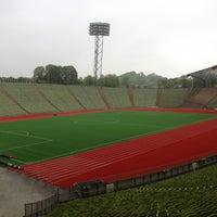 Foto tomada en Olympiastadion por Tom C. el 5/3/2013
