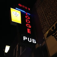 Photo Taken At Grey Lodge Pub By Reese D On 3 16 2014