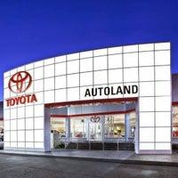 Photo Taken At Autoland Toyota By Columbia Distributing On 12 10 2018