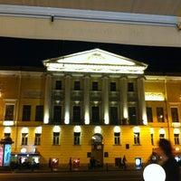 Снимок сделан в Дом Актёра пользователем Михаил В. 9/8/2013