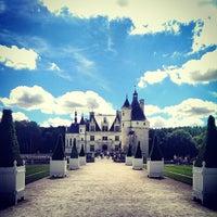 8/17/2013にJulia C.がシュノンソー城で撮った写真
