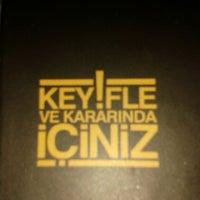 Снимок сделан в Hayal Kahvesi пользователем Gizem Ö. 3/21/2013