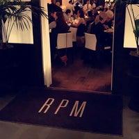 Das Foto wurde bei RPM Italian von 🦅 am 10/19/2018 aufgenommen