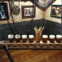 Photo prise au Пивний Ресторан Вагон / Beer Restaurant Wagon par Дуся П. le9/6/2013
