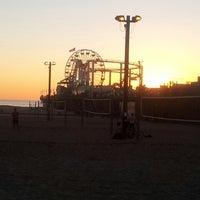 Foto tomada en Boardwalk - Santa Monica Beach por @boujeeandbroke el 1/5/2013