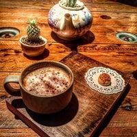 Photo prise au Kafein UP par Gökhan Ö. le11/22/2016