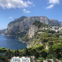 Ristorante Terrazza Brunella Isola Di Capri Campania