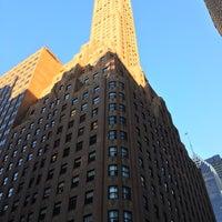 รูปภาพถ่ายที่ 570 Lexington Avenue (General Electric Building) โดย Taku 目. เมื่อ 9/25/2016