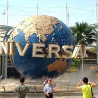 6/22/2013 tarihinde Taku 目.ziyaretçi tarafından Universal Studios Singapore'de çekilen fotoğraf