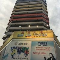 7/13/2016にTaku 目.がSim Lim Tower 森林大廈で撮った写真