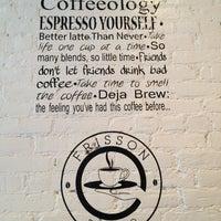 4/27/2015にBetina E.がFrisson Espressoで撮った写真
