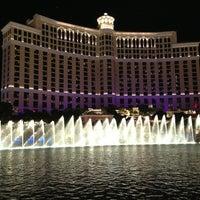 Foto scattata a Fountains of Bellagio da Fabiam F. il 3/7/2013