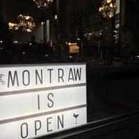 Das Foto wurde bei MontRaw Restaurant von MontRaw Restaurant am 1/23/2018 aufgenommen
