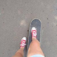 Foto diambil di Скейт-парк «Садовники» oleh Юлия А. pada 7/26/2018