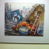 """รูปภาพถ่ายที่ Museo Nacional de la Acuarela """"Alfredo Guati Rojo"""" โดย Axolotito D. เมื่อ 11/24/2012"""