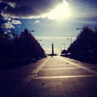 Снимок сделан в Парк 300-летия Санкт-Петербурга пользователем Stanislav 😎 10/16/2013