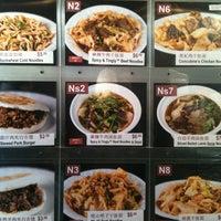 2/9/2013 tarihinde héloïseziyaretçi tarafından Xi'an Famous Foods'de çekilen fotoğraf
