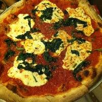 Foto diambil di Lombardi's Coal Oven Pizza oleh Miranda K. pada 3/21/2013