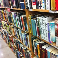 Photo taken at Half Price Books by Kerry D. on 3/31/2013