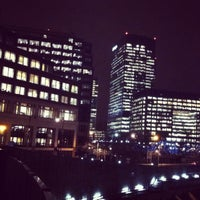 Photo prise au Canary Wharf par Karina N. le3/1/2013