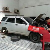 Photo Taken At Dealer Ampamp Bengkel Daihatsu SM Raja Medan By
