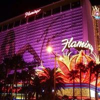 Foto tomada en Flamingo Las Vegas Hotel & Casino por Year N. el 4/2/2013