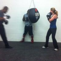 Donte's Boxing Gym - 15847 Redland Rd