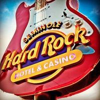 Foto diambil di Seminole Hard Rock Hotel & Casino oleh Seminole Hard Rock Hotel & Casino Hollywood, FL pada 6/11/2013