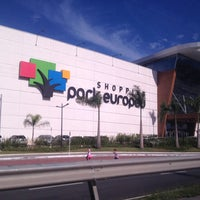 Foto tirada no(a) Shopping Park Europeu por Giovanni S. em 2/15/2013