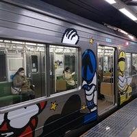 2/3/2014にかっしゅんが仙台駅 9-10番線ホームで撮った写真