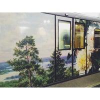 Das Foto wurde bei Поезд «Акварель» von Alena S. am 9/26/2013 aufgenommen