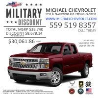 Michael Chevrolet 5735 N Blackstone Ave