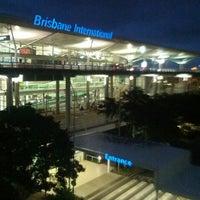 Снимок сделан в Brisbane Airport International Terminal пользователем Addictioneer W. 3/8/2013