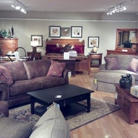 Photo Taken At Hickory Park Furniture Galleries By Paul W On 2 16