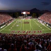 Photo prise au Sam Boyd Stadium par Sam Boyd Stadium le7/9/2013