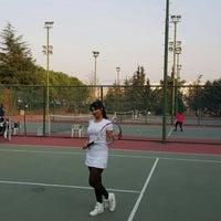 12/6/2015 tarihinde Nazsany ♓.ziyaretçi tarafından İTÜ Tenis Kortları'de çekilen fotoğraf