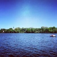 5/15/2013 tarihinde Mario D.ziyaretçi tarafından Treptower Park'de çekilen fotoğraf