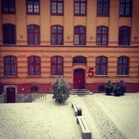 Das Foto wurde bei GLS Campus Berlin von Mario D. am 2/14/2013 aufgenommen