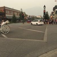 Das Foto wurde bei Town of Banff von Kevin A. am 8/18/2018 aufgenommen