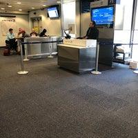 Gate F5 - Airport Gate in Chicago